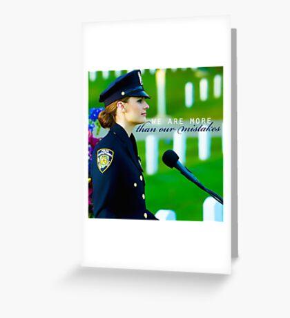 BECKETT - S3 Greeting Card