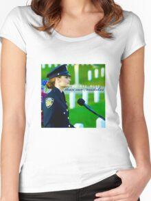 BECKETT - S3 Women's Fitted Scoop T-Shirt
