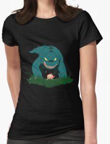 Omae Umasou Da Na Womens Fitted T-Shirt