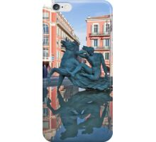 Place Messena Fountain iPhone Case/Skin