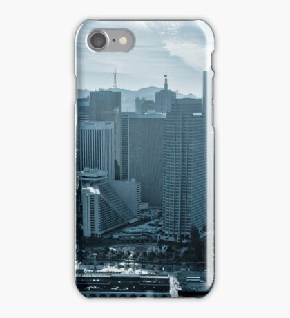 Aerial Dimensions San Panchito  iPhone Case/Skin