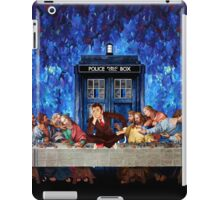 The Doctor Lost in the last Supper iPad Case/Skin