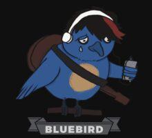 Bluebird One Piece - Short Sleeve