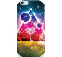 Galaxy illuminati iPhone Case/Skin