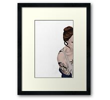 Juliette Framed Print
