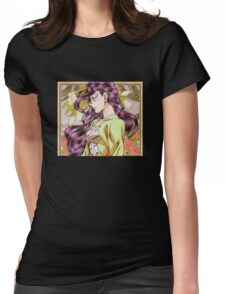Yukako Womens Fitted T-Shirt
