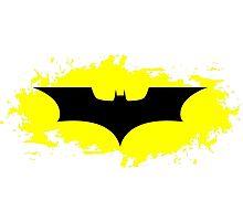 I'M BATMAN by Mark Anthony Torelli