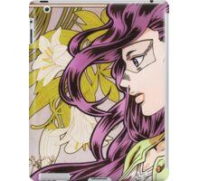 Yukako iPad Case/Skin