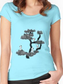 Kodama Tree Women's Fitted Scoop T-Shirt