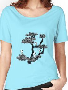Kodama Tree Women's Relaxed Fit T-Shirt