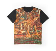 ENGLISH WOODLAND 15D Graphic T-Shirt