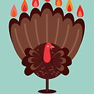Happy Thanksgivukkah! by The Eighty-Sixth Floor
