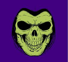 SKELETOR by ATOMICBRAIN