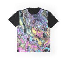 Quantum Sunrise in the Heart of Dark Matter Graphic T-Shirt