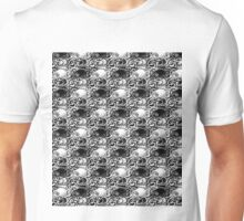 Octopattern Large Unisex T-Shirt