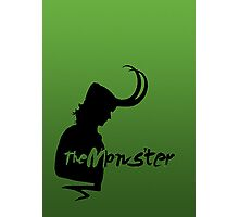 Join the Monster Photographic Print