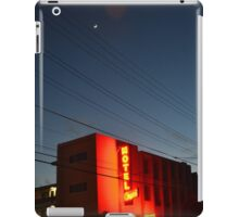 Motel California iPad Case/Skin