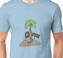 Island of Rational Thought Unisex T-Shirt