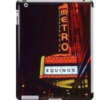 The Metro iPad Case/Skin