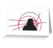 Darth Vader Rogue One Trailer  Greeting Card