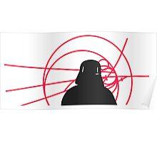Darth Vader Rogue One Trailer  Poster