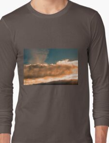 Clouds at sunset Long Sleeve T-Shirt
