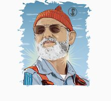 Bill Murray as Steve Zissou Illustrated Portrait Unisex T-Shirt
