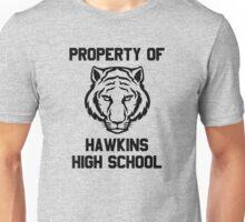 Hawkins High School – Stranger Things, Netflix Unisex T-Shirt