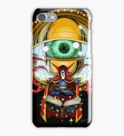 Doctor Strange in the Agamotto Eye iPhone Case/Skin