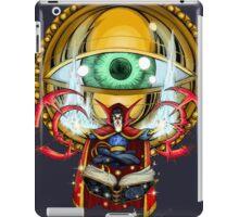 Doctor Strange in the Agamotto Eye iPad Case/Skin