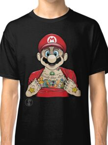 Mario's Got Ink Classic T-Shirt