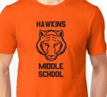 Hawkins Middle School – Stranger Things, Netflix Unisex T-Shirt