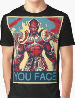 Jaraxxus obey Graphic T-Shirt