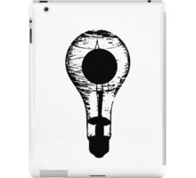 Lightbulb (Photogram No. 11) iPad Case/Skin
