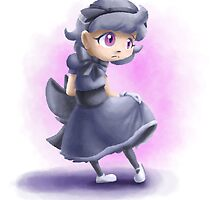 Espurr Girl by TerraTerraCotta