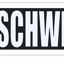 Get Schwifty! Sticker