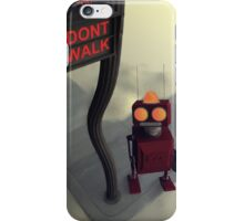 Don't Walk iPhone Case/Skin