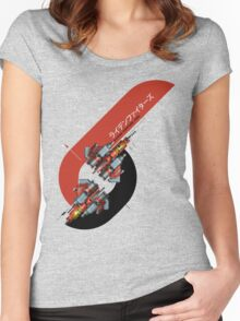 Raiden Fighters Women's Fitted Scoop T-Shirt