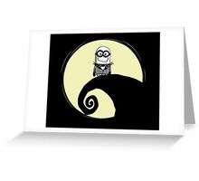 Little Nightmare Greeting Card