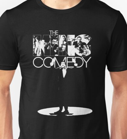 KING OF COMEDY -MARTIN SCORSESE Unisex T-Shirt