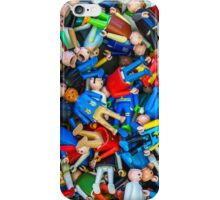 Dolls graveyard iPhone Case/Skin