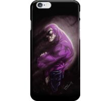 Phantom in the cave iPhone Case/Skin
