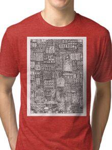 Apothecary's Cat Tri-blend T-Shirt