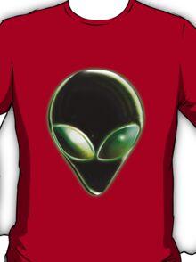 Metal Alien Head 04 T-Shirt