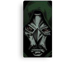 Dr Doom Canvas Print
