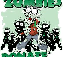 Real Zombies Donate Organs by AngelGirl21030