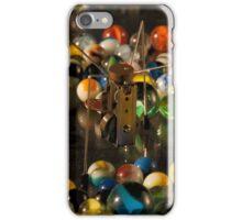 Wind-up v. Marbles iPhone Case/Skin