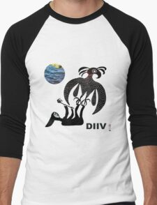 Diiv - Oshin Men's Baseball ¾ T-Shirt