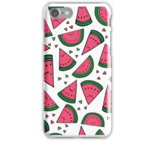 Happy Watermelons iPhone Case/Skin