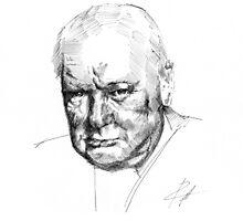 Churchill by GPiggott